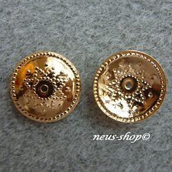 This beads cap Gold of Neus shop; enlarge a closer look