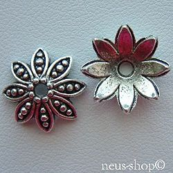This beads cap star flower of Neus shop; enlarge a closer look