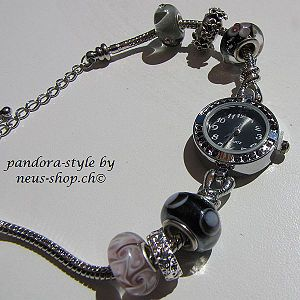 Pandora Fashion Jewelry Style Bracelet silver plated enlarge