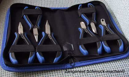 This Plier and beading tool Set to make jewelry of Neus shop enlarge a closer look