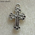 Handy Charm Cross Tibetansiver enlarge closer look from Neus Shop
